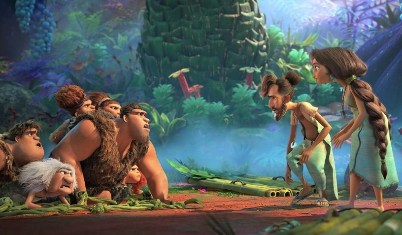 THE CROODS: A NEW AGE was the #1 film at the box office over Thanksgiving weekend 2020.