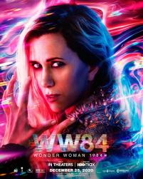 Character Poster for Barbara Minerva/Cheetah (Kristen Wiig) in WONDER WOMAN 1984 (2020)