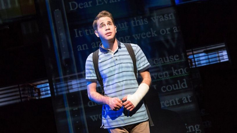 Ben Platt, who won a Best Actor in a Musical Tony Award, will reprise his Broadway star turn in the title role for the big-screen adaptation of DEAR EVAN HANSEN (2021)