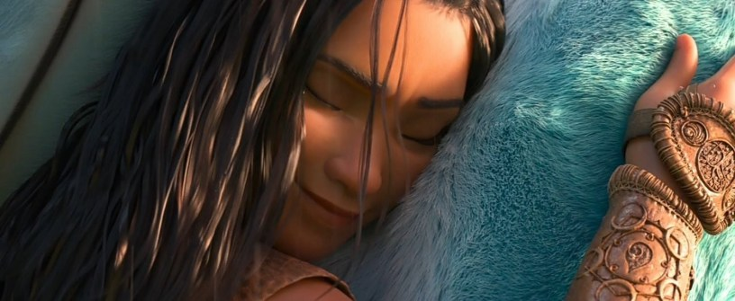Kelly Marie Tran is the voice of Raya in Walt Disney Animation's RAYA AND THE LAST DRAGON (2021)