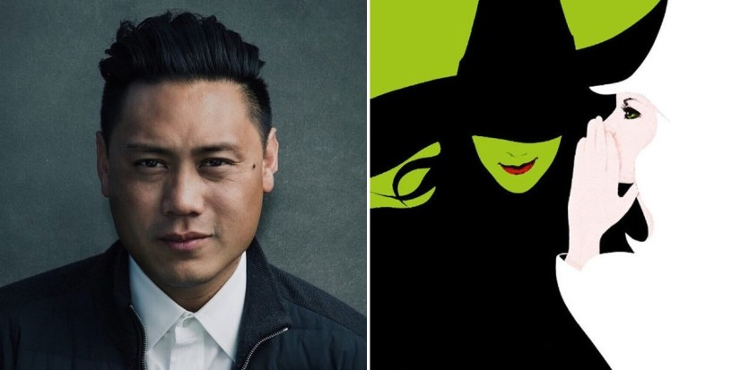 Jon M. Chu has been hired to direct the film adaptation of the Broadway musical WICKED.