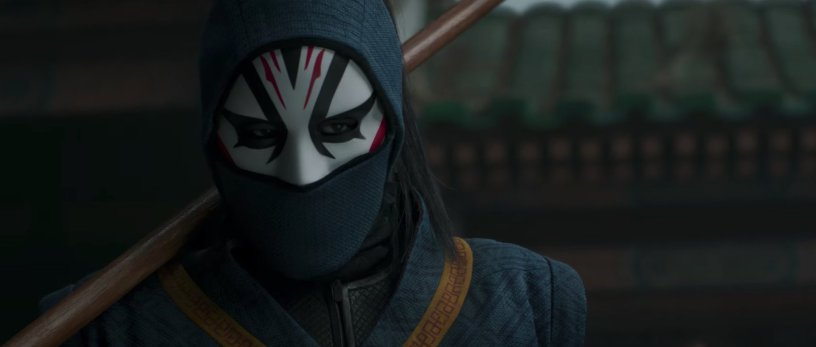 A mysterious villain in Marvel's SHANG-CHI AND THE LEGEND OF THE TEN RINGS (2021)