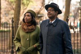 Jennifer Hudson and Forest Whitaker co-star in the Aretha Franklin biopic RESPECT (2021)