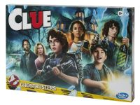 Cover for Clue board game edition for GHOSTBUSTERS: AFTERLIFE