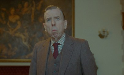Timothy Spall plays Major Alistar Gregory in the Princess Diana biopic SPENCER (2021)