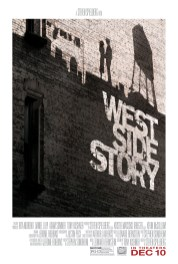 Official Movie Poster for Steven Spielberg's adaptation of WEST SIDE STORY (2021)