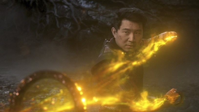 Simu Liu stars in the title role of Marvel's SHANG-CHI AND THE LEGEND OF THE TEN RINGS (2021)