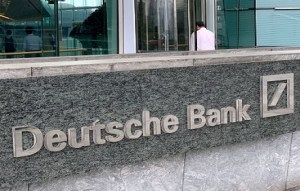 Investors Sue Deutsche Bank and its CEO in Wake of Epstein Fine