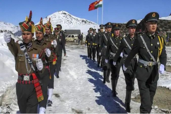 China India Skirmish Escalates