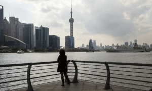 China's Finance World Opens Up To Foreigners, Sort Of