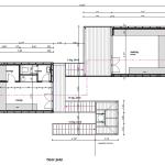 Plano de Casa en el Ärbol por Baumraum