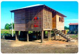 Casas de madera a bajo coste