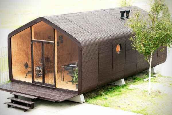 la casa de carton ecologica