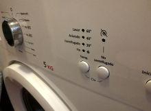 Cómo elegir una buena lavadora