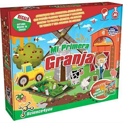 juegos ecológicos educativos para niños primera granja