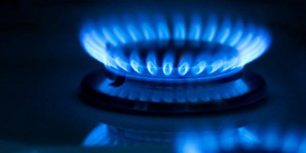 suministro de gas natural