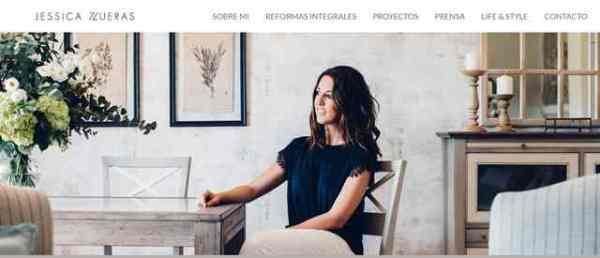 Jessica Zuerras, interiorista en Huesca, Zaragoza