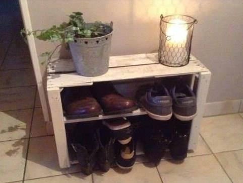 muebles con cajas de madera, reciclar cajas de madera, reciclaje de cajas de madera, ideas de reciclaje