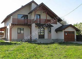casas de madera, casas de estructura de madera