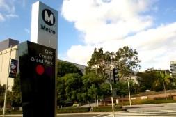 Grand Park - Metro Station