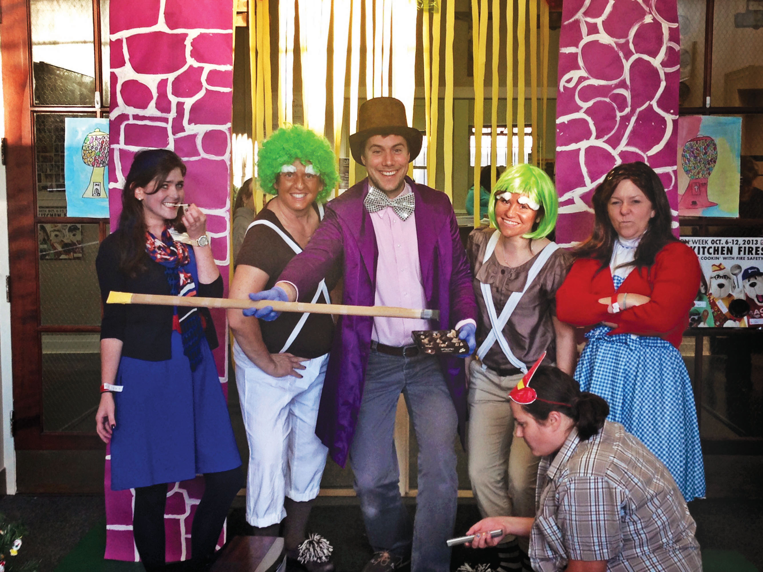 Charlie And The Chocolate Factory Math Night