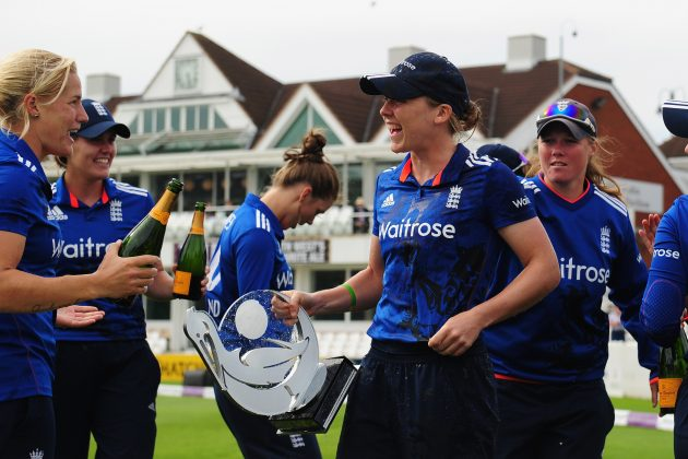 England jumps to third in the ICC Women's Championship - Cricket News