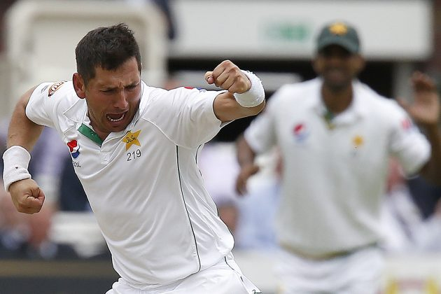 Yasir five helps Pakistan nose ahead - Cricket News