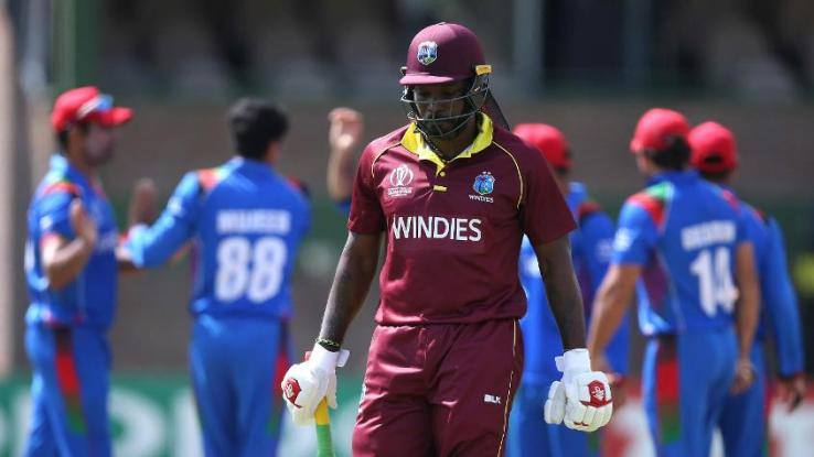 Chris Gayle hasn't made a big score since the 123 against UAE