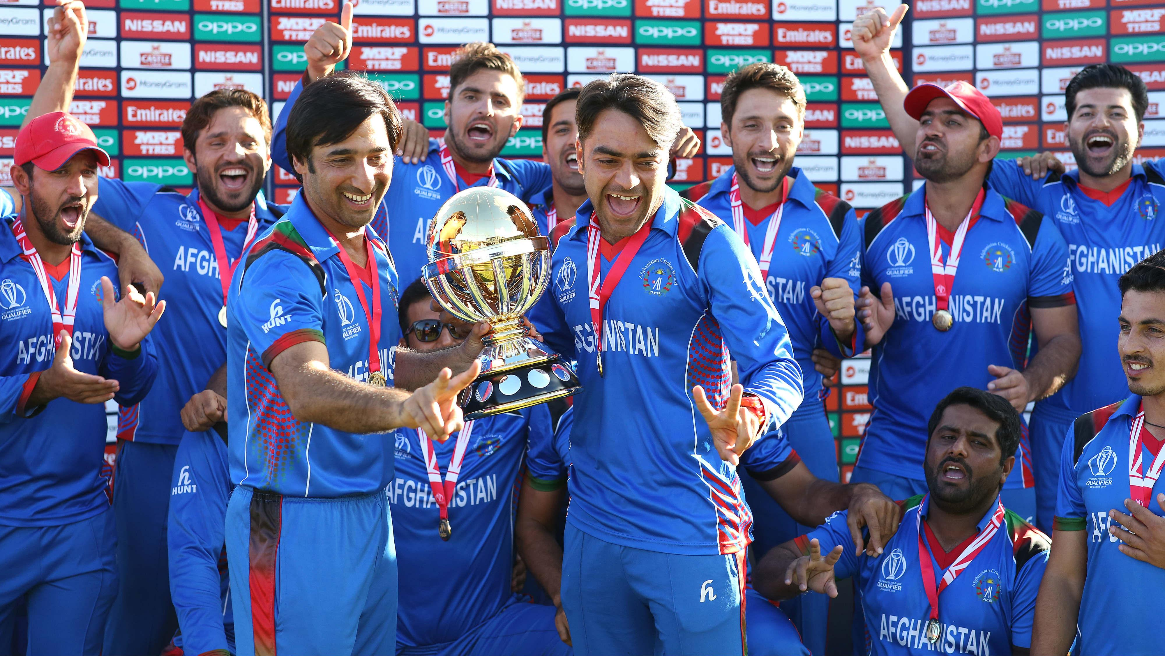 Three Uncapped Players In Afghanistan Asia Cup Squad