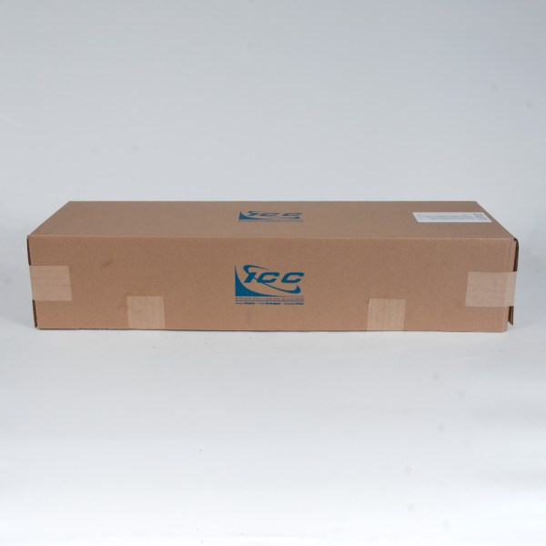 35 Inch Double-Sided Vertical Finger Ducts Side Mount Packaging ICCMSCMA23