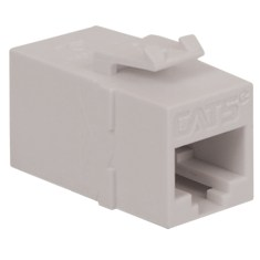 CAT5e RJ45 Keystone Coupler in HD Style