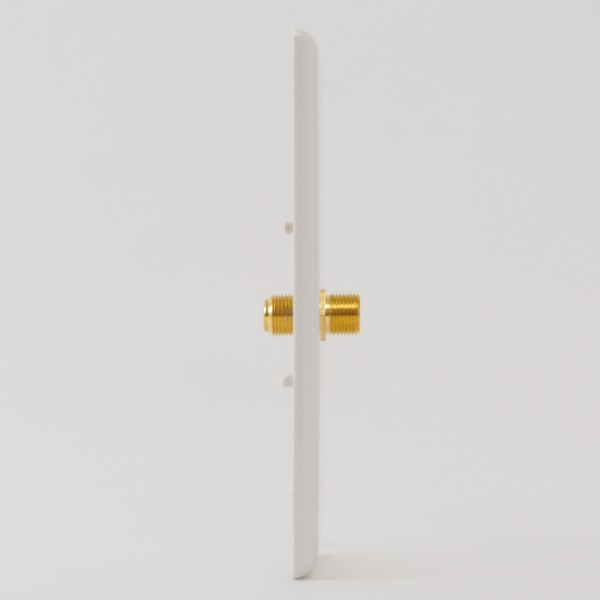 Faceplate F-Type Side IC630EG0WH