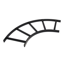 Ladder Rack Cable Runway 90 Degree Flat Turn ICCMSLFT90