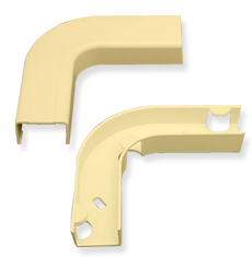 "1 3/4"" Raceway Flat Elbow and Base"