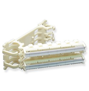 110 CAT 5e Wiring Block with Hinged and 100 Pair