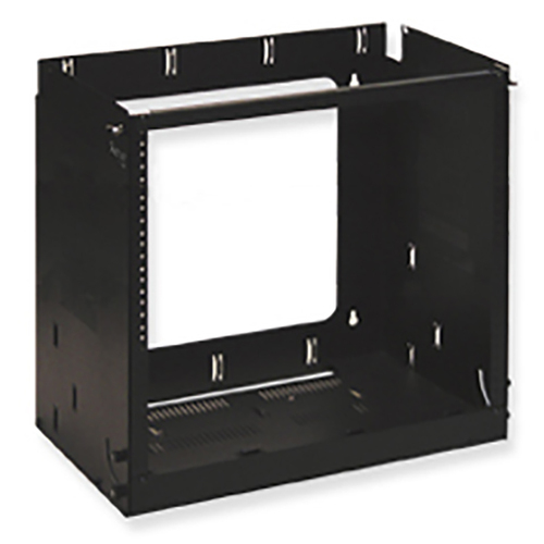 "18"" Wall Mount Vertical Hinged Bracket with 8 RMS"