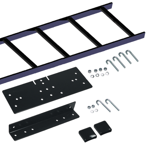 5' Runway Rack to Wall Kit
