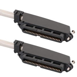 Telco Cable Assembly in Female to Female and 25 Pair
