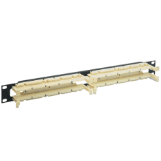 110 Wiring Block Patch Panel for 100 Pairs in 1 RMS