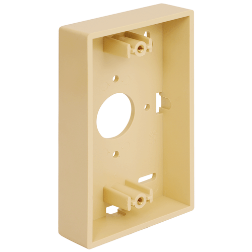 Faceplate Mounting Box in Single Gang
