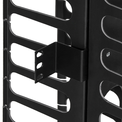 """78"""" Vertical Slotted Finger Ducts Double Sided with Side Mount"""