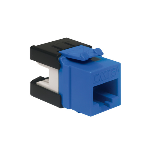 CAT 6A RJ45 Keystone Jack for HD Style
