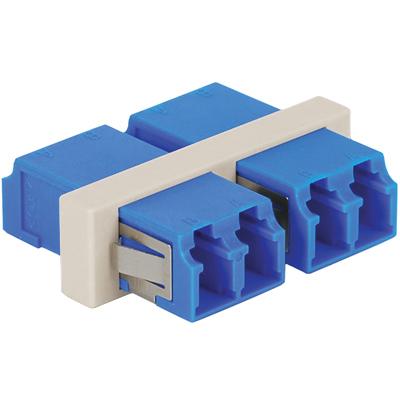LC-LC Duplex Adapter Bezel Connector