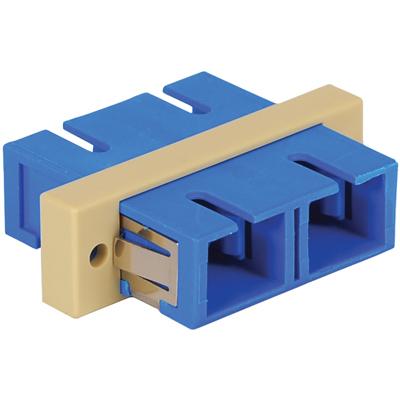 SC-SC Duplex Adapter Bezel Connector