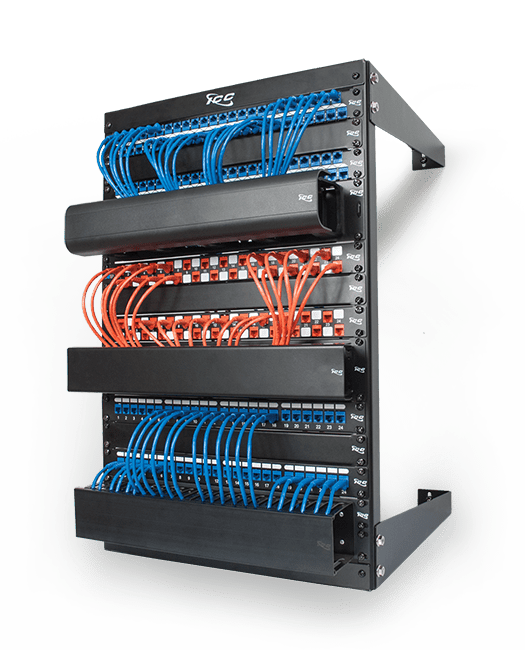 structured cabling solutions icc rh icc com Network Patch Panel Cat5e Patch Panel Wiring Diagram