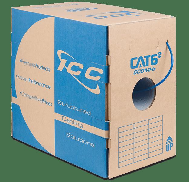 CAT6 Bulk Cable Box