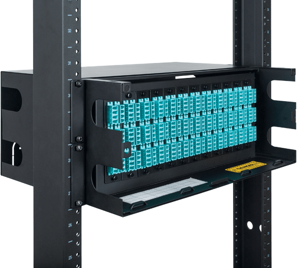 Fiber Optic Rack Mount Enclosure