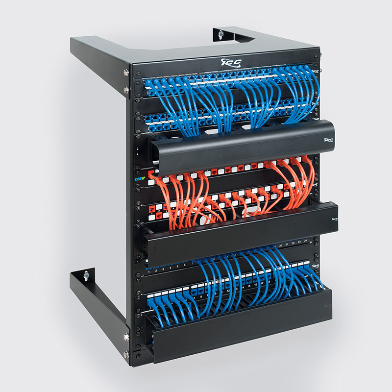 Wall Mount Open Frame Racks