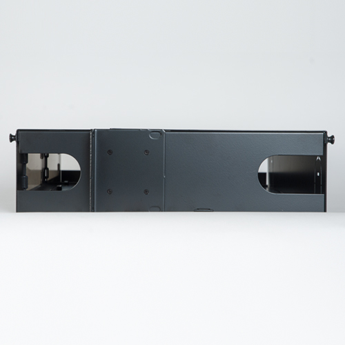ICFORE82RM Fiber Optic Rack Mount Enclosure 8 Panel 2 RMS 45