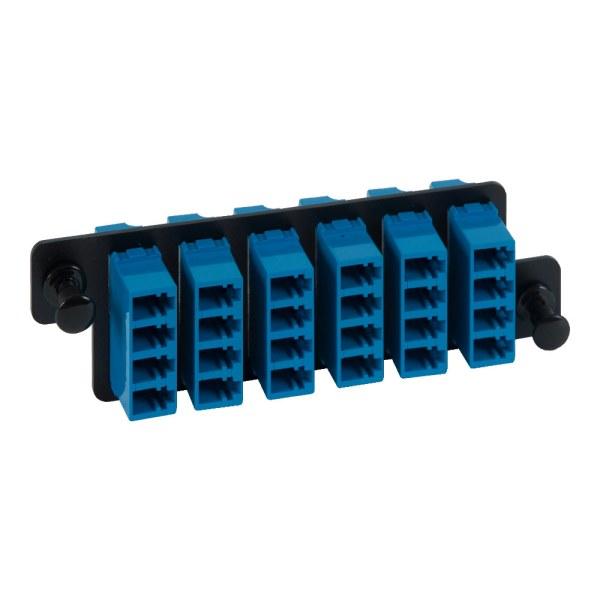 HD Adapter Panel 6 Quad LC Blue ICFOPL16H9